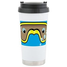 goggle_flipflop_blue_N Travel Mug