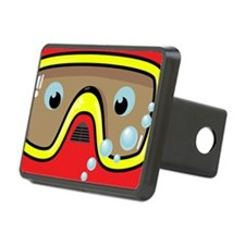 goggle_mpad_red_N Hitch Cover