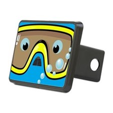 goggle_mpad_blue_N Hitch Cover