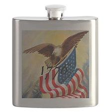 1776 SPIRIT OF Flask