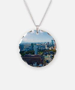 Tokyo Tower Necklace