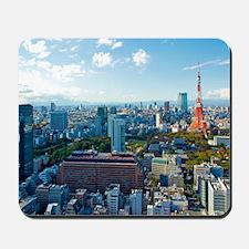 Tokyo Tower Landscape Mousepad