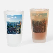 Tokyo Tower Landscape Drinking Glass