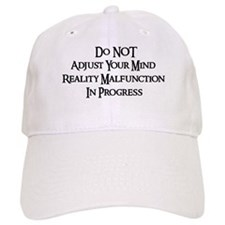 Reality Malfunction Baseball Cap