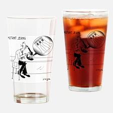 1031_biology_cartoon Drinking Glass