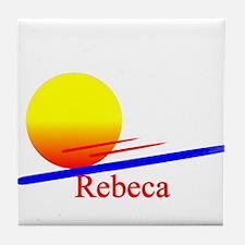 Rebeca Tile Coaster