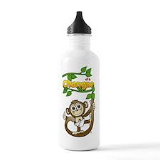 changiio iphone 3 copy Water Bottle