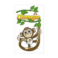 changiio iphone 3 copy Decal