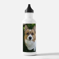 corkyseriousjournal Water Bottle