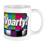 TVparty Coffee Mug