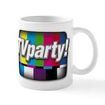 TVparty Coffee Mug