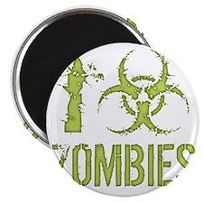 i-bio-zombies-T Magnet