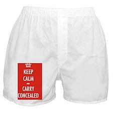 carry-concealed-TIL Boxer Shorts