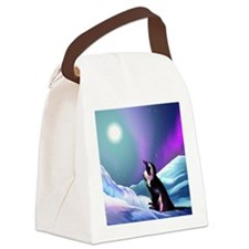 square Canvas Lunch Bag