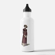 promenade_dress_1824 Water Bottle