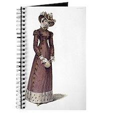 promenade_dress_1824 Journal