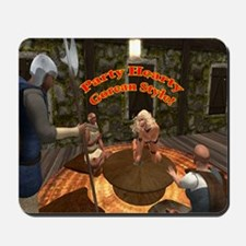 party-hearty-cafepress Mousepad