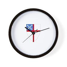 Cute Episcopal Wall Clock