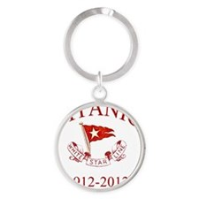 ShoulderBag Round Keychain