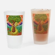 T-Rex Squeeze-A-Tree! Drinking Glass