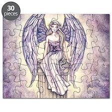 angels perch square Puzzle