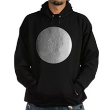 Liberty-Coin-Centered Hoodie