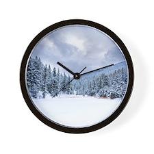 Smith Canyon Wall Clock
