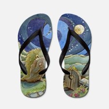 Home Is Where The Heart Is Flip Flops