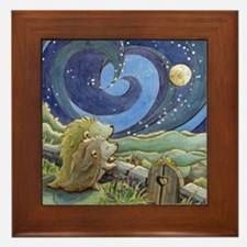 Home Is Where The Heart Is Framed Tile