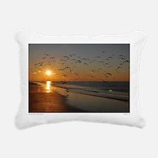 beach-calendar2012-early Rectangular Canvas Pillow