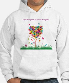 Tough Mommy Hoodie