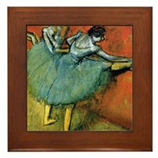iPad S Degas Barre Framed Tile