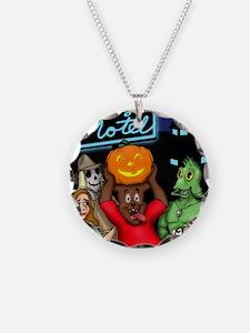 Moonlight Merchandise First  Necklace