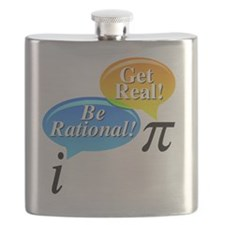 Pi Large 2ten inch.eps Flask