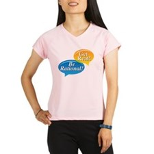 Pi Large black shirt Performance Dry T-Shirt