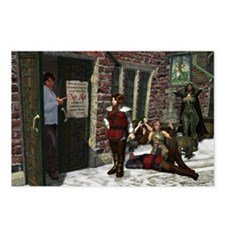 no-ale-greeting-card-fron Postcards (Package of 8)