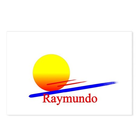 Raymundo Postcards (Package of 8)