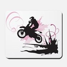Motocross Puzzle 1 Mousepad