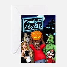Moonlight Merchandise Enlarged Greeting Card