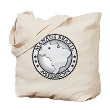 Manaus Brazil LDS Mission Tote Bag