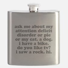 Ask Me About My ADD Flask