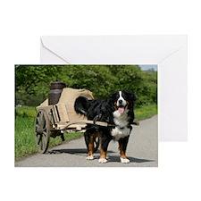 shoulderbag Greeting Card