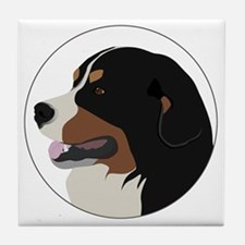 bernese_vector Tile Coaster