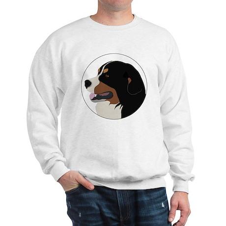 bernese_vector Sweatshirt
