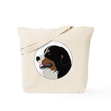 bernese_vector Tote Bag