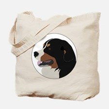bernese_vector Tote Bag