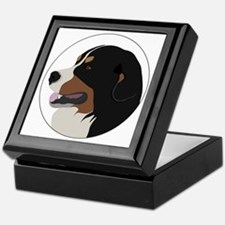 bernese_vector Keepsake Box