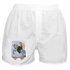 SLIDER-iphone-7-MARTY ZEBRA Boxer Shorts