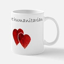 future humanitarian Mug