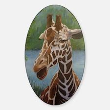 Baby Giraffe Decal